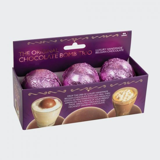Hot Chocolate Bomb – 3 Pack