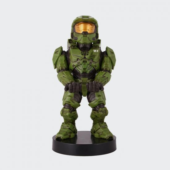 """Halo Master Chief 8"""" Cable Guy Phone and Controller Holder"""