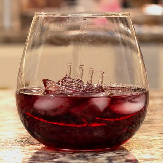 Bar Bespoke Ship In A Glass