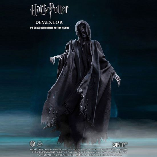 "Harry Potter and the Prisoner of Azkaban Dementor 6"" Action Figure"