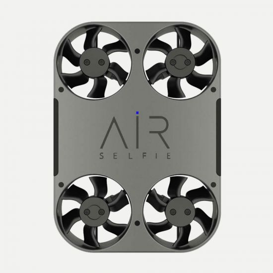 AirSelfie2 Drone in Aluminium with Leather Case