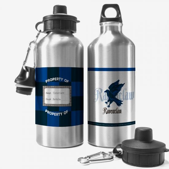 Harry Potter Personalised Water Bottle – Ravenclaw