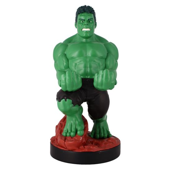"""Marvel Hulk 8"""" Cable Guy – Phone and Controller Holder"""