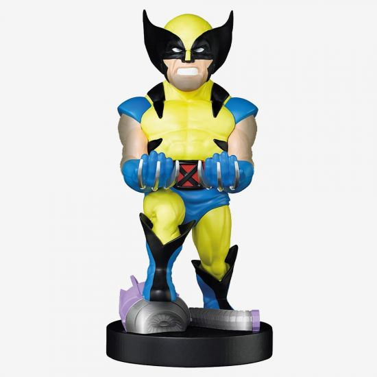 """Marvel Wolverine 8"""" Cable Guy – Phone and Controller Holder"""
