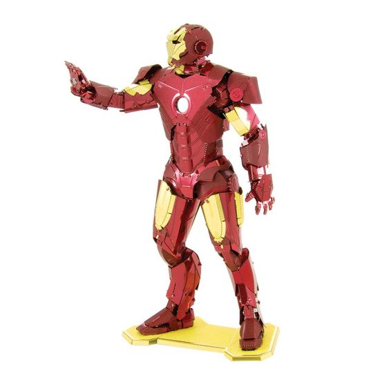 Marvel Iron Man 3D Metal Earth Puzzle