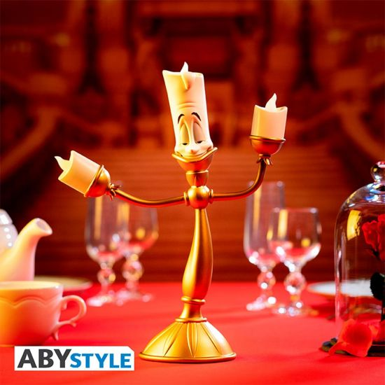 Disney Beauty and the Beast Lumière Lamp