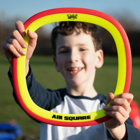 Wicked Sky Rider Air Square Flying Disc