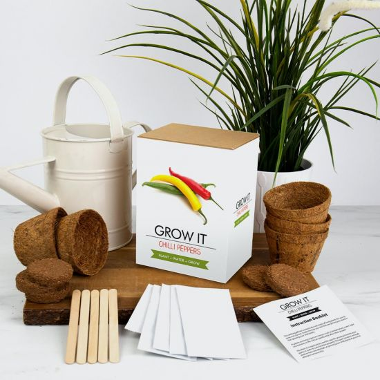 Grow It – Chilli Peppers