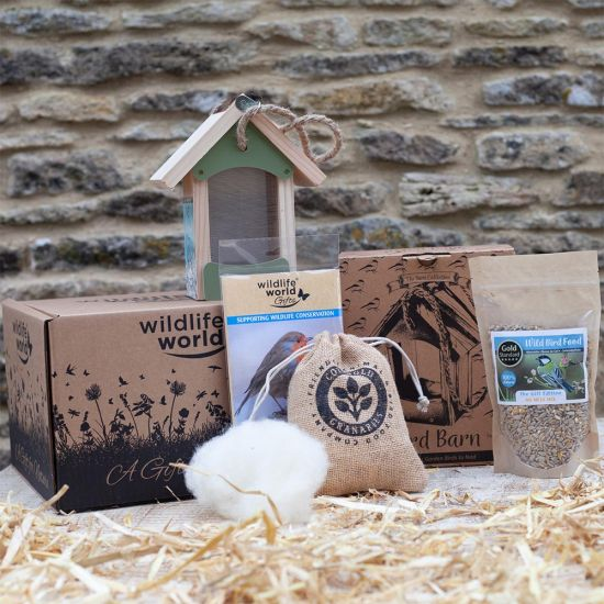 For the Love of Birds Gift Bundle