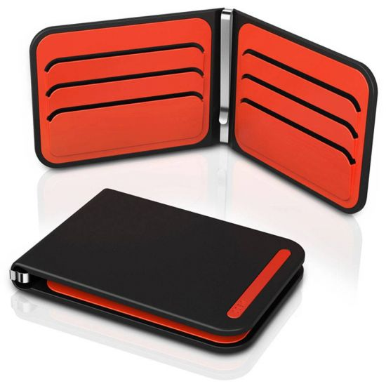 Aero 6 Card Flame Wallet