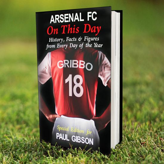 Arsenal on this Day Book 1