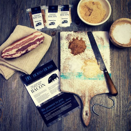 Bacon Curing Kit 1