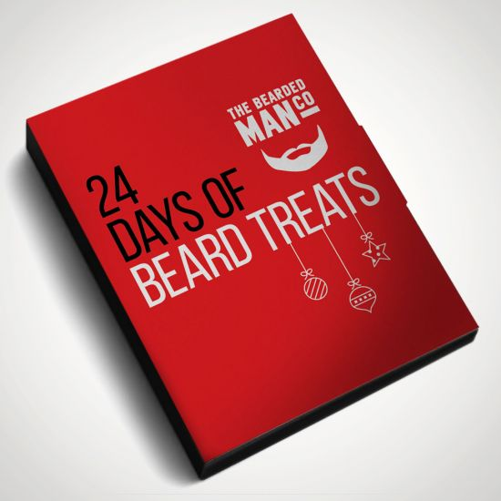 The bearded man beard oil advent calendar