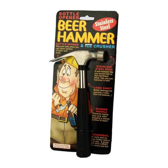 Beer Hammer Bottle Opener 0