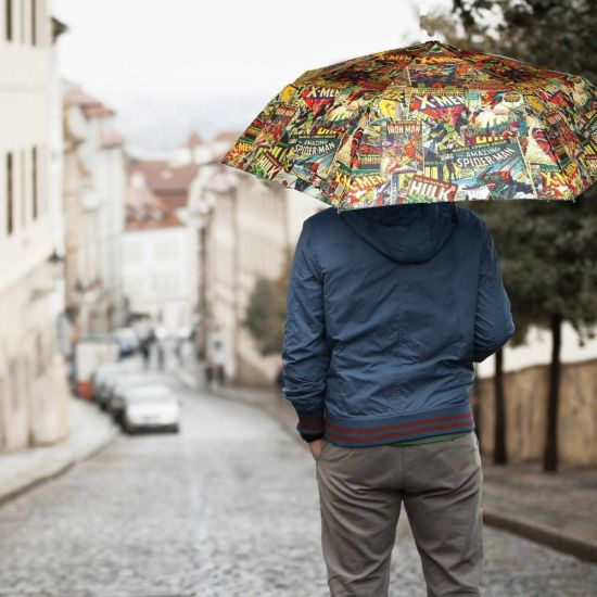 Comic Book Umbrella