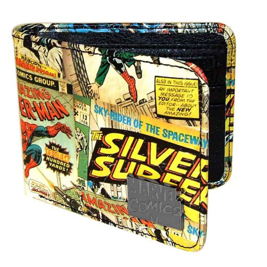 Comics Outside Print Wallet