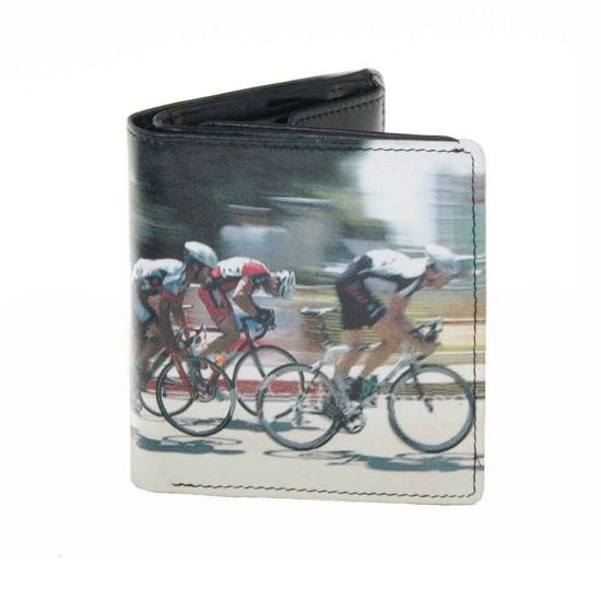 Cycling Coin Wallet