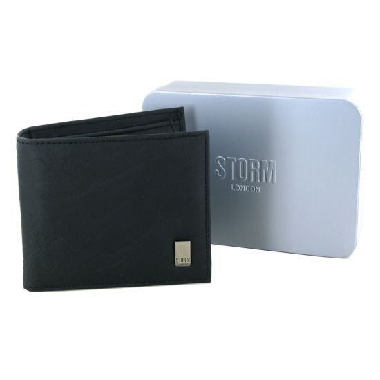Darlington Wallet Black