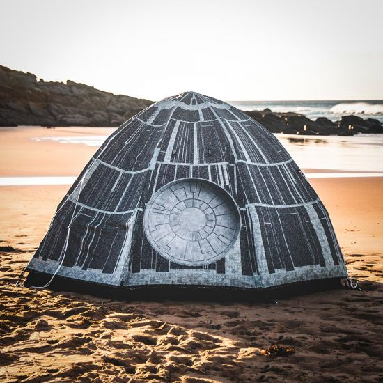 Star Wars Death Star 3 Person Camping Tent