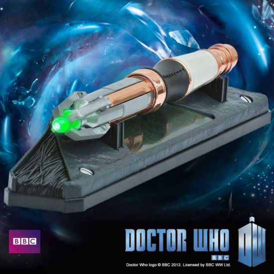 Doctor Who Sonic Screwdriver Remote Control