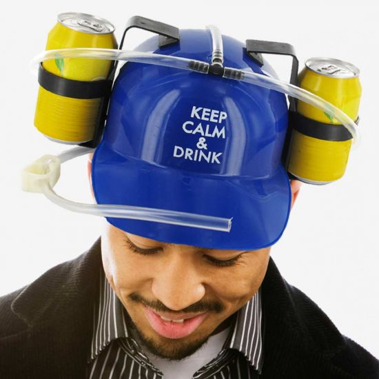 Drinks Helmet