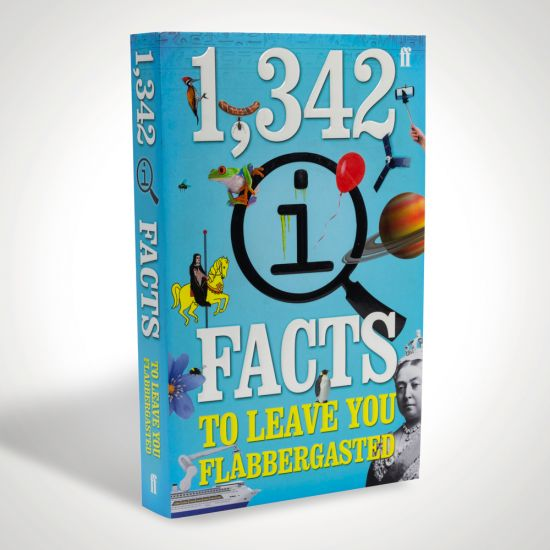 """Book - """"1,342 iQ Facts to leave you flabbergasted"""""""