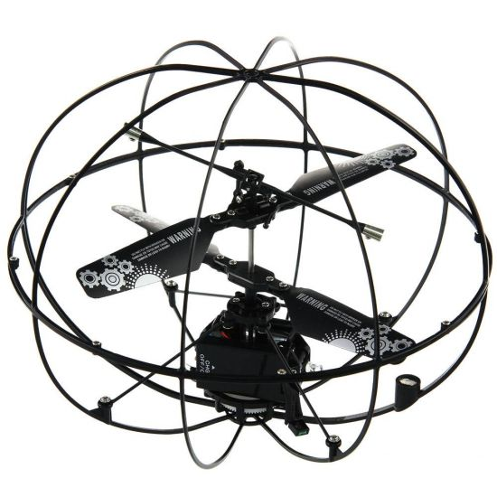 Flying UFO RC Helicopter