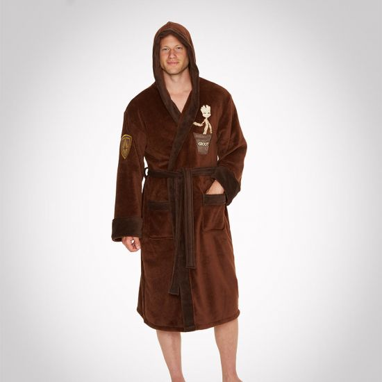 Guardians of the Galaxy Groot Bathrobe 1