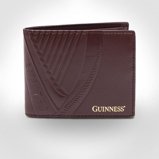 Guinness Wallet Brown 1