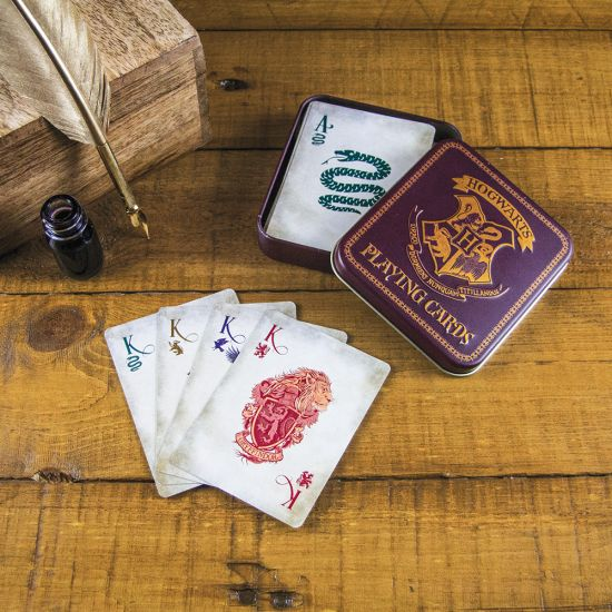 Hogwarts Playing Cards 3