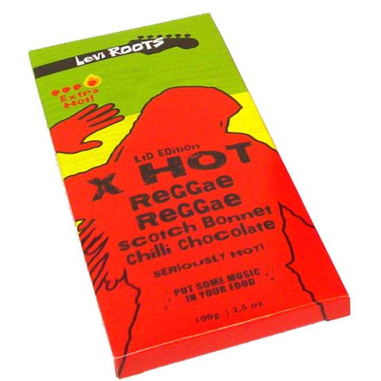 Levi Roots Chili Chocolate Bar
