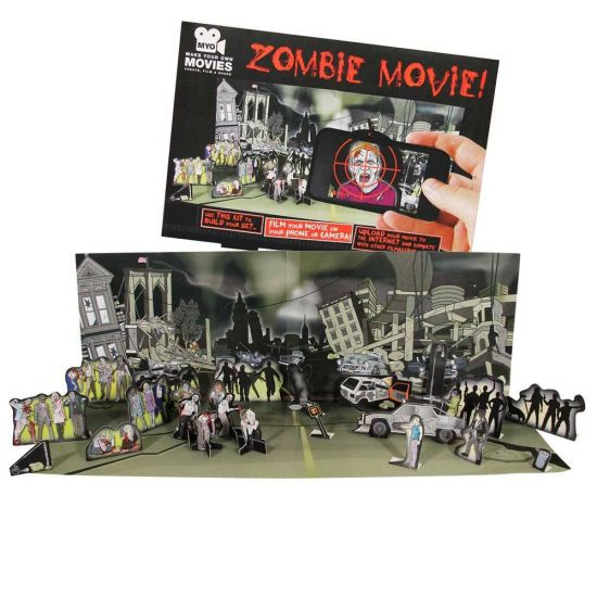 Zombie Movie Kit
