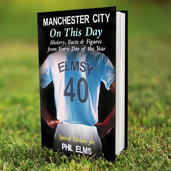 Manchester City on this Day Book  1
