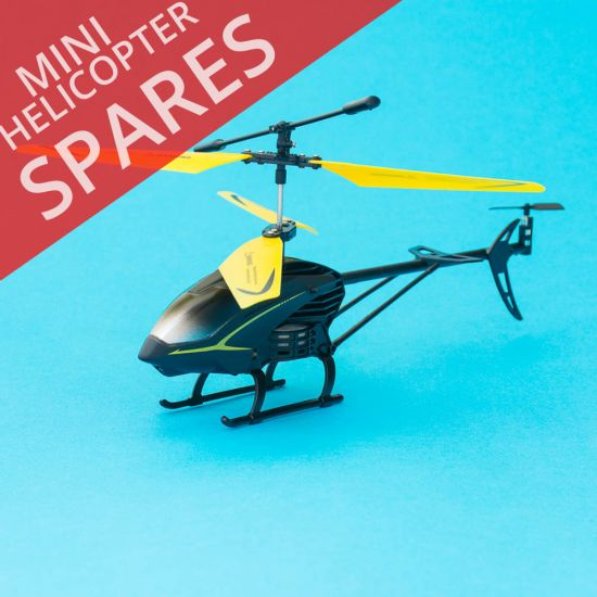 RED5 Mini Helicopter Spares