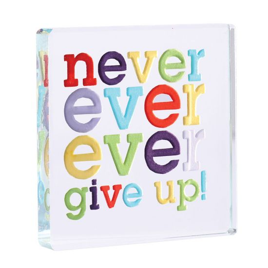 Never Ever Give Up Token