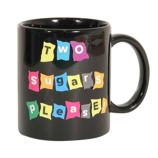 Personalised Note Mug