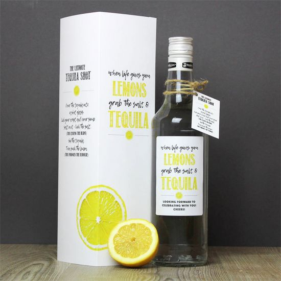 Personalised Tequila Matching Sleeve 1