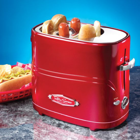 Popup Hot Dog Toaster