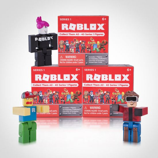 Roblox Mystery Figures 1