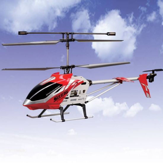 Supersize RC Helicopter