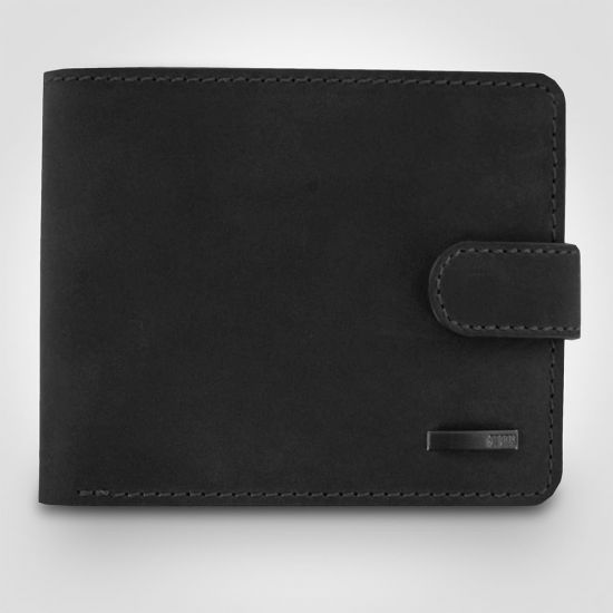 Storm Newport Wallet Black