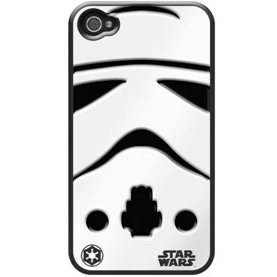 Stormtrooper iPhone 4 Case