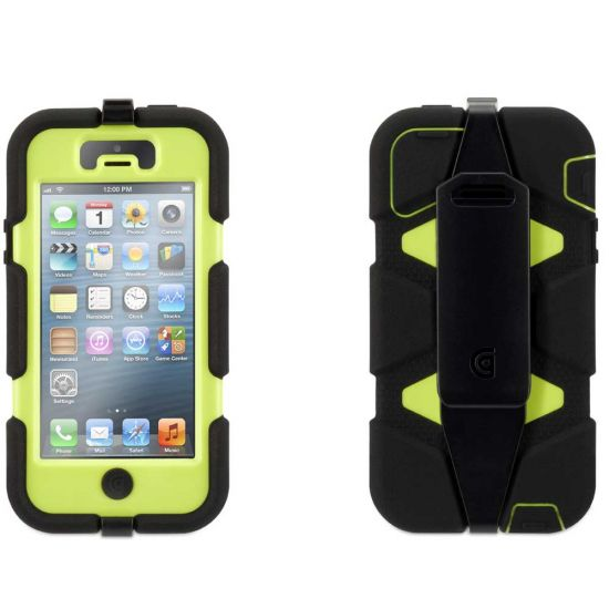 Survivor Case for iPhone 5