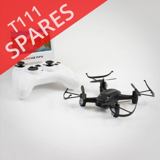 T-Series T111 FPV Quadcopter Spares