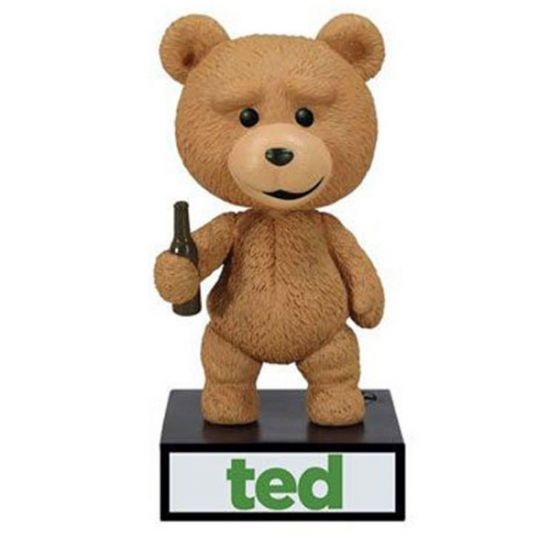 Ted The Movie Talking Bobble Head