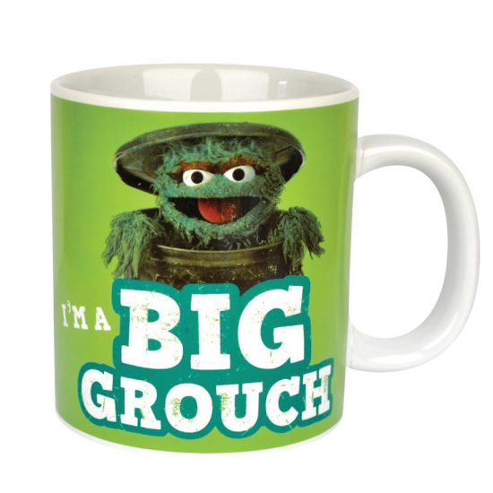 The Grouch Giant Mug