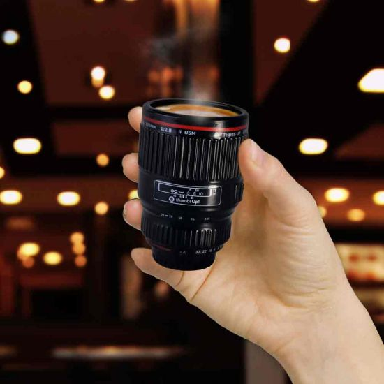 Lens Shot Glass (3 Pack)