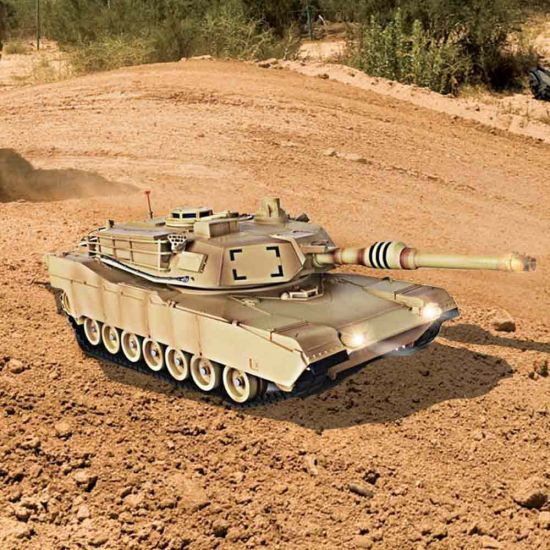 US Armed Forces Abrams RC Tank