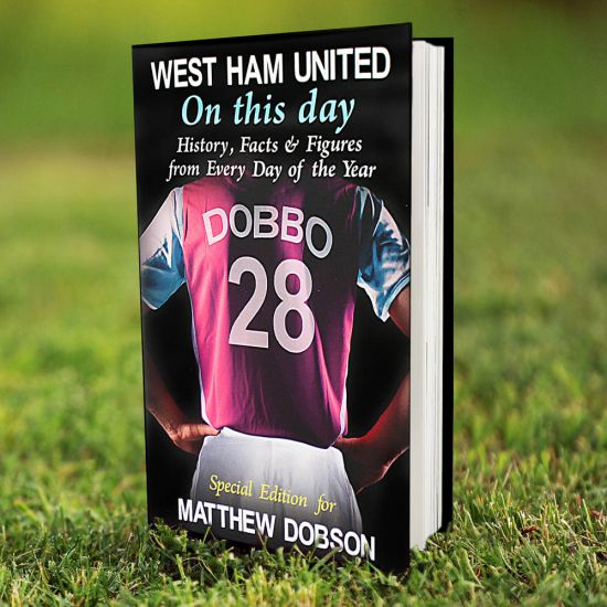 West Ham on this Day Book 1