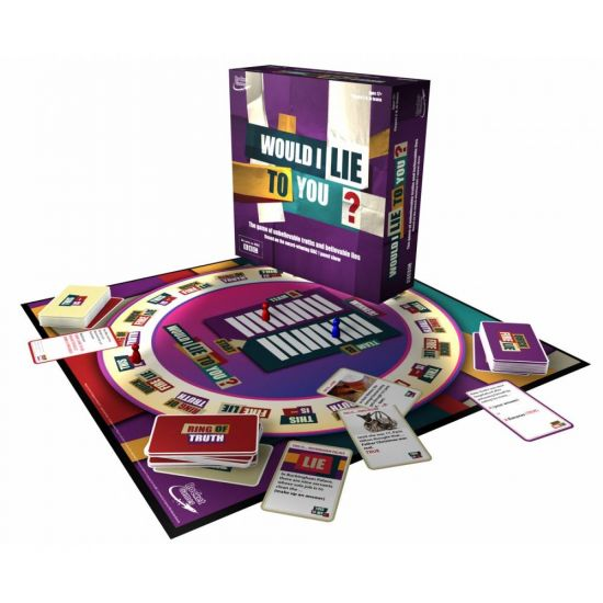 Would I lie to you? Board Game